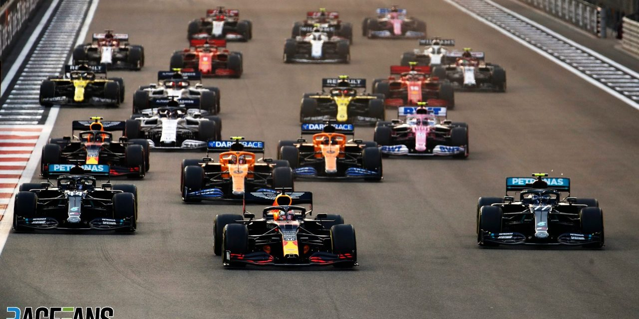 """""""Super-qualifying"""" revealed as potential name for F1's Saturday sprint races · RaceFans"""