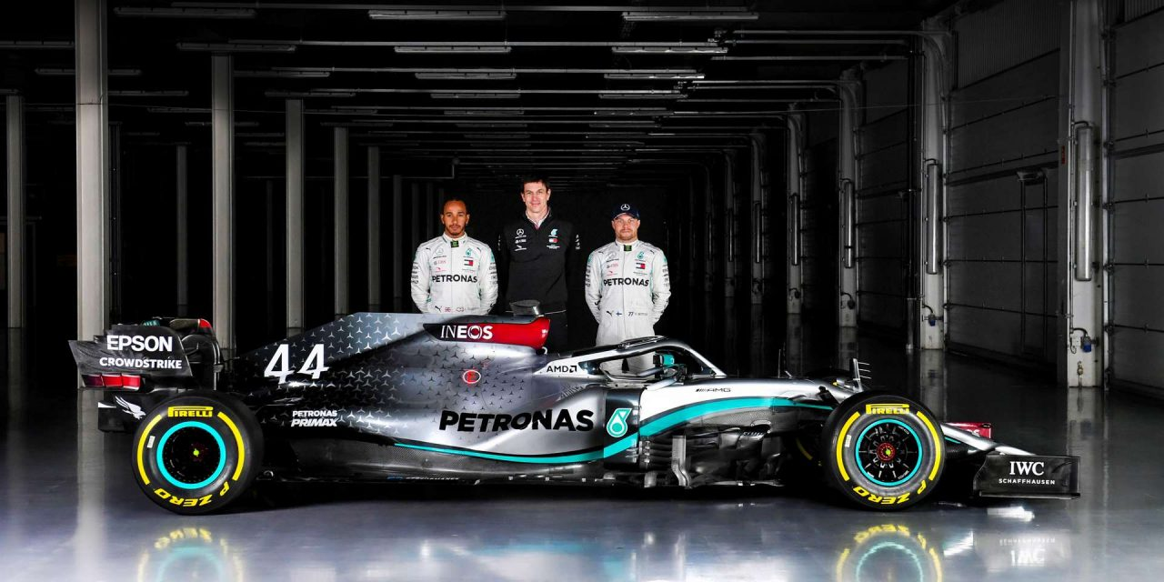 Mercedes announce March launch for new 'W12 E Performance' F1 car · RaceFans