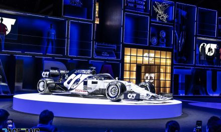 AlphaTauri to launch 2021 F1 car on February 19th · RaceFans
