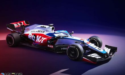 Williams to reveal FW43B on March 5th · RaceFans