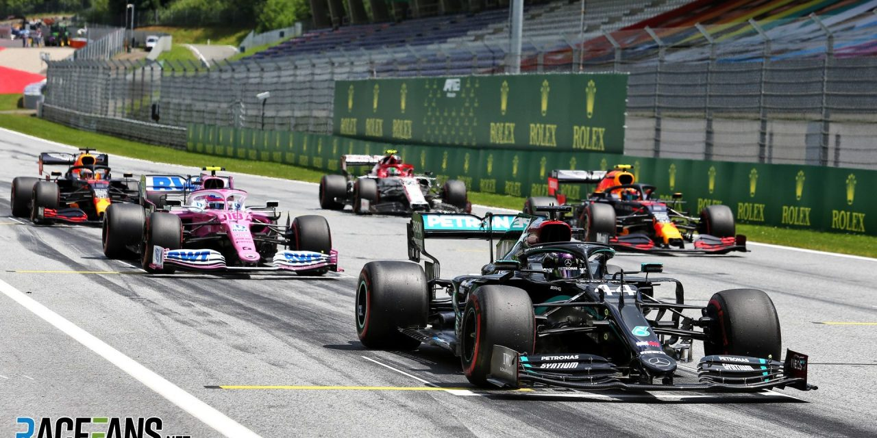 Why Formula 1 won't give up on its Saturday sprint race plan · RaceFans
