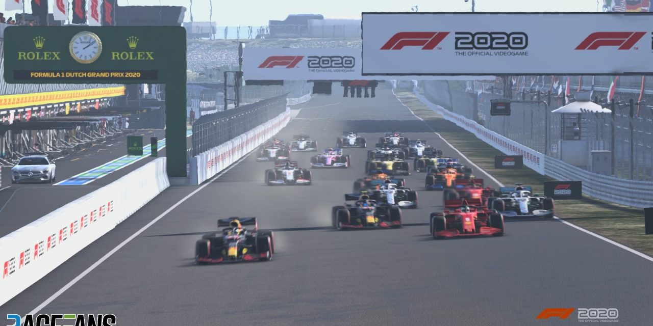 "EA keen to tap into F1's ""unprecedented growth in fandom"""