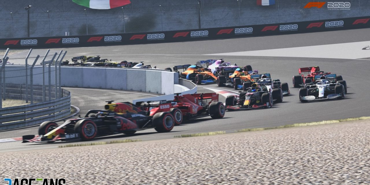 """EA plans """"more racing games, more often"""" after buying F1 game maker Codemasters · RaceFans"""