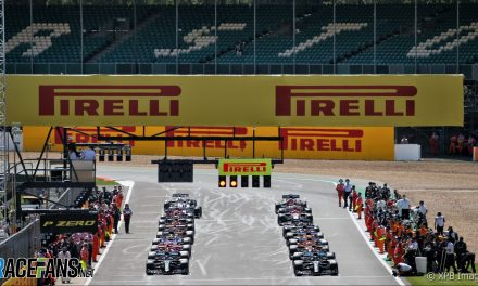 """F1's sprint race plan enjoyed """"great feedback from everyone"""""""