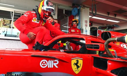 Ferrari makes further changes to technical department ahead of new season · RaceFans