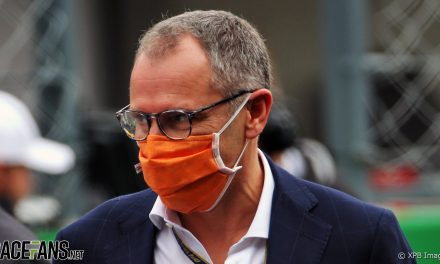"""Domenicali to remind drivers of """"big responsibility"""" to act as role models · RaceFans"""