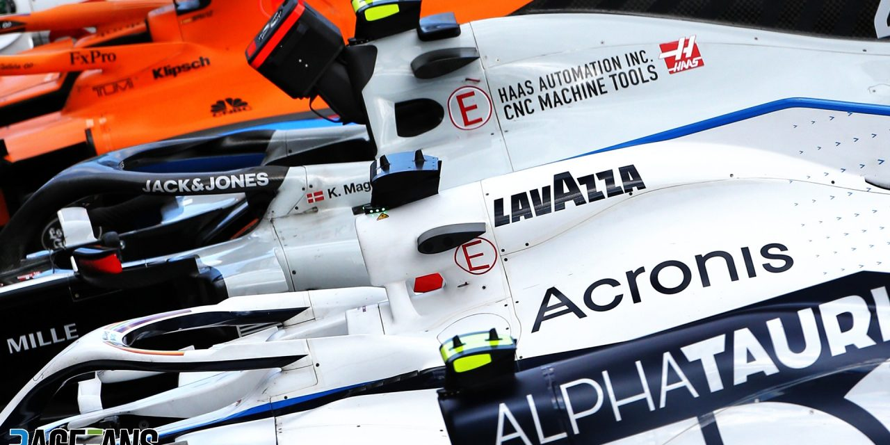 F1 prepared to waive $200 million 'anti-dilution' fee new teams must pay · RaceFans