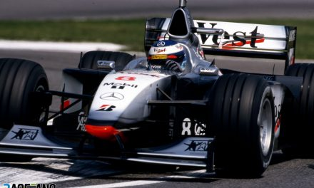 Their previous 20 F1 cars in pictures · RaceFans