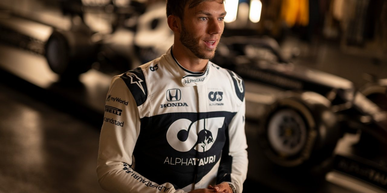 "Gasly expects more ""great things"" from AlphaTauri in 2021 after breakthrough win · RaceFans"