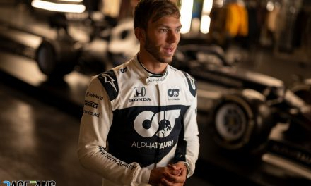 """Gasly expects more """"great things"""" from AlphaTauri in 2021 after breakthrough win · RaceFans"""