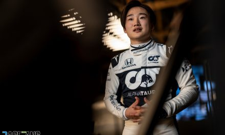 """Tost expects strong performance and """"some crashes"""" from Tsunoda on debut · RaceFans"""