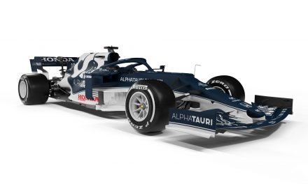 AlphaTauri presents its new look for the 2021 F1 season · RaceFans