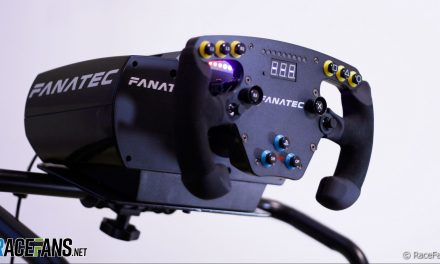 Fanatec CSL Elite F1 steering wheel and load cell brake pedal reviewed · RaceFans