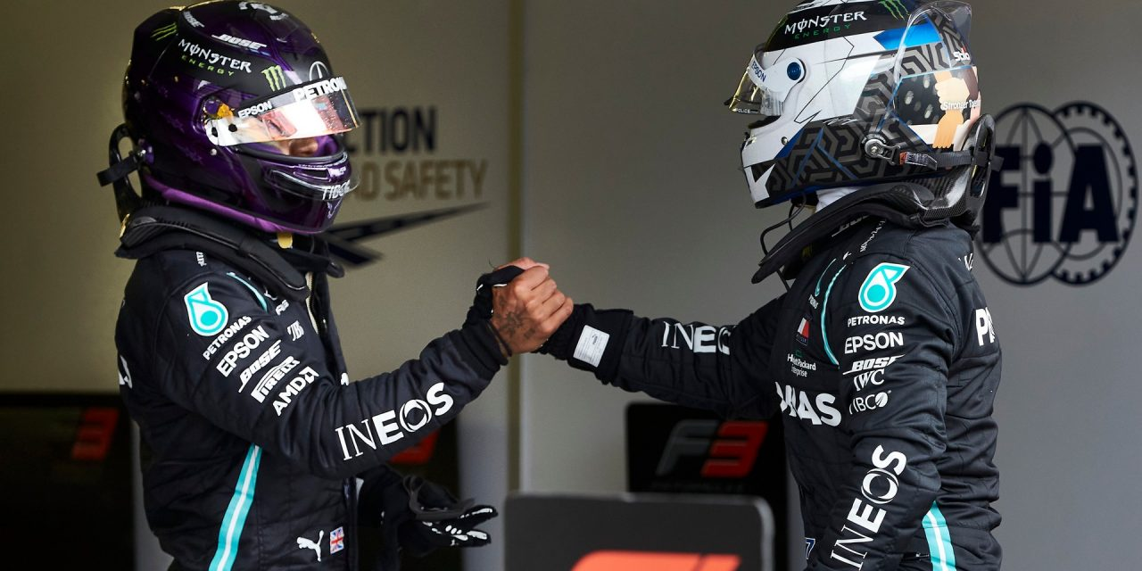 Which F1 drivers will beat their team mates in 2021? · RaceFans