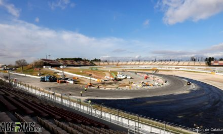 """Catalunya's new turn 10 has more gravel run-off and """"historical"""" shape · RaceFans"""