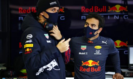 Verstappen hopes Perez's arrival makes life more difficult for Mercedes · RaceFans