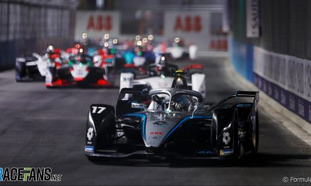 Mercedes-powered Formula E cars allowed to race after brake failure fix · RaceFans
