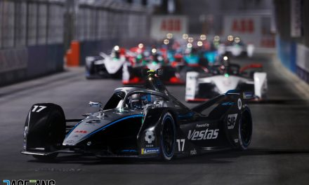 Mercedes and Venturi Formula E teams excluded from qualifying after Mortara crash · RaceFans