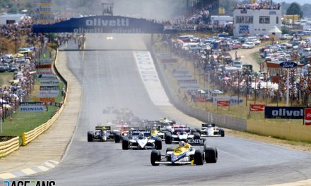 "Lack of a GP in Africa is ""just wrong"" says F1's race promotion director · RaceFans"