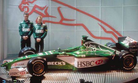 How an earlier British racing green team proved a flop the F1 field can learn from · RaceFans