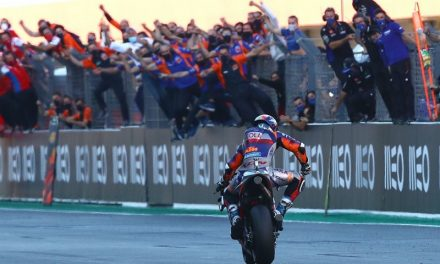 """Petrucci """"the first to believe"""" in KTM's MotoGP potential"""