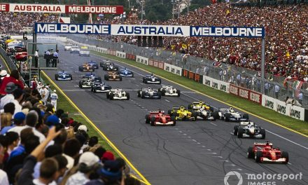 Why 2001 was a significant F1 season