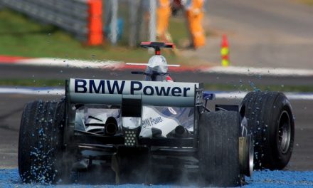 In defence of an F1 move gone bad