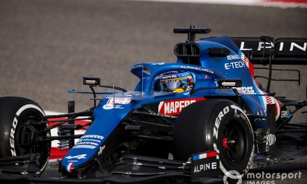 "Alpine can't afford ""s**tty"" F1 season in 2021, says Renault CEO"