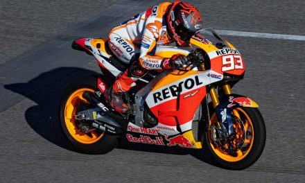 "Mir ""surprised"" Marquez not riding in Qatar MotoGP races"