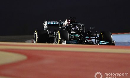 Why F1's 2021 rules hurt low rake Mercedes more