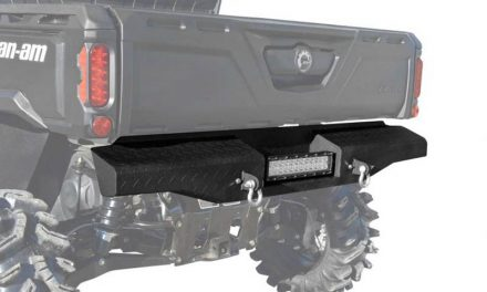 Can Am Defender Rear Bumper to Enhance Utility and Style
