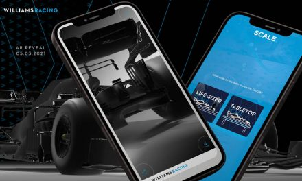 Williams to use augmented reality for car launch