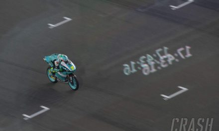 2021 Qatar Moto3 Official Test, Sunday – Session 1