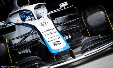 "Williams cancel plans for augmented reality launch after app is ""hacked"" · RaceFans"
