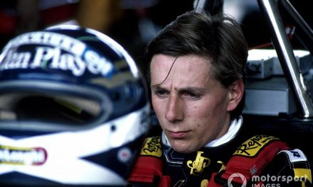 Former F1 driver and Le Mans winner Johnny Dumfries passes away at 62