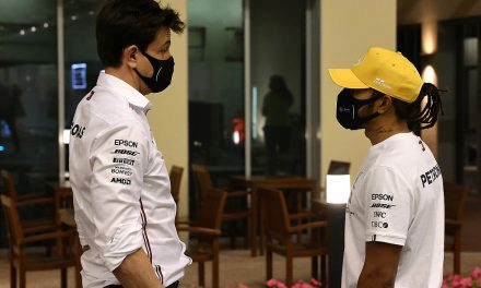 """""""Not my first rodeo"""" facing questions on F1 future"""