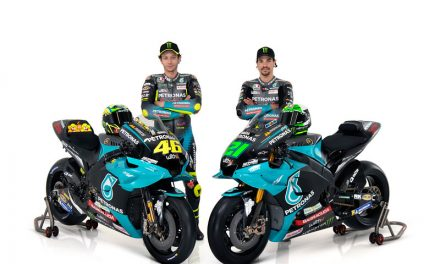 Tales From The Petronas Launch: Rossi, Morbidelli, 2019 vs 2020, And Petronas' Future As A Satellite Team | MotoMatters.com