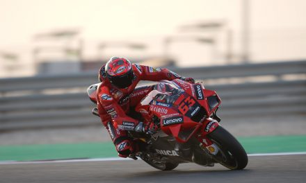 Qatar 1 MotoGP Test Saturday Round Up: Getting Back Up To Speed, A Fast Aprilia, Ducati's Aero, And Rossi's Motherly Advice | MotoMatters.com