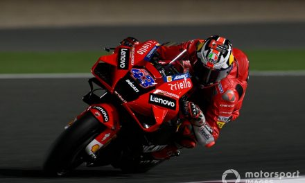Ducati 'chasing its arse' seeking 2021 MotoGP bike gains