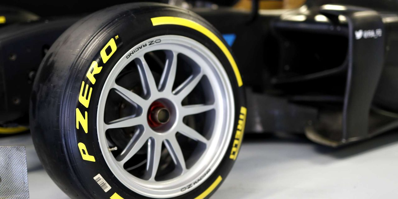 FIA extends Pirelli's F1 tyre contract by one year · RaceFans