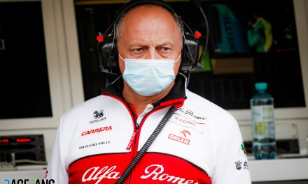 Alfa Romeo team principal Vasseur to miss pre-season testing after positive Covid-19 test · RaceFans