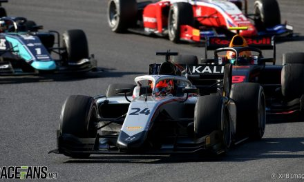 Mazepin expects penalty points worries to ends after promotion to F1 · RaceFans