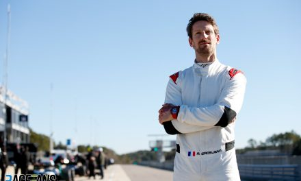 Grosjean compares IndyCar to F1 · RaceFans