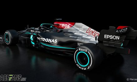Mercedes won't reveal where it spent development tokens on 2021 car · RaceFans