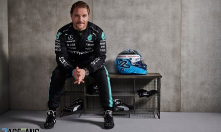 """Bottas says he """"put too much pressure on myself"""" at times · RaceFans"""