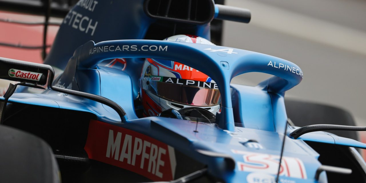 No 'number one' between Alonso and Ocon at Alpine · RaceFans