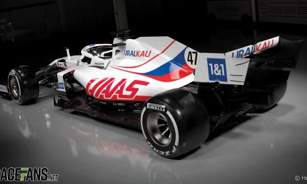"""WADA """"looking into"""" Haas's Russian livery"""