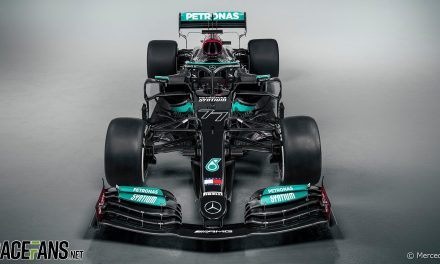 Mercedes haven't had reliability problems with 2021 power unit