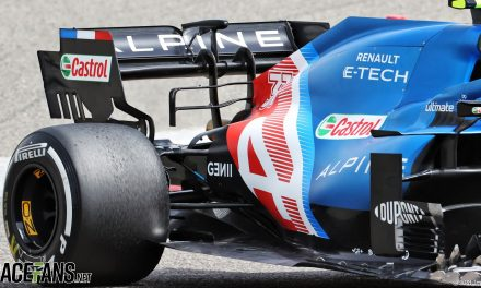 "RaceFans Round-up: Rear floor changes ""proved trickier than we expected"""