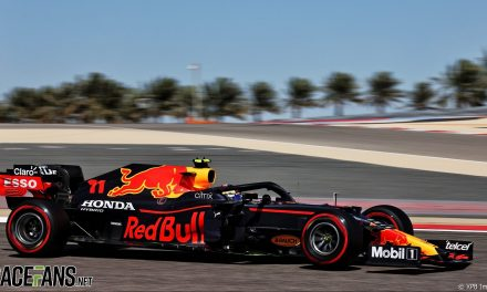 It'll take me five races to get the best out of Red Bull · RaceFans
